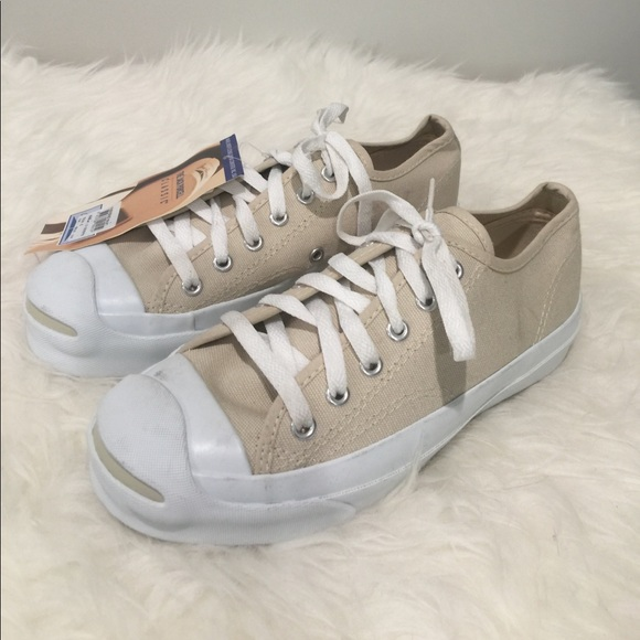 converse jack purcell beige
